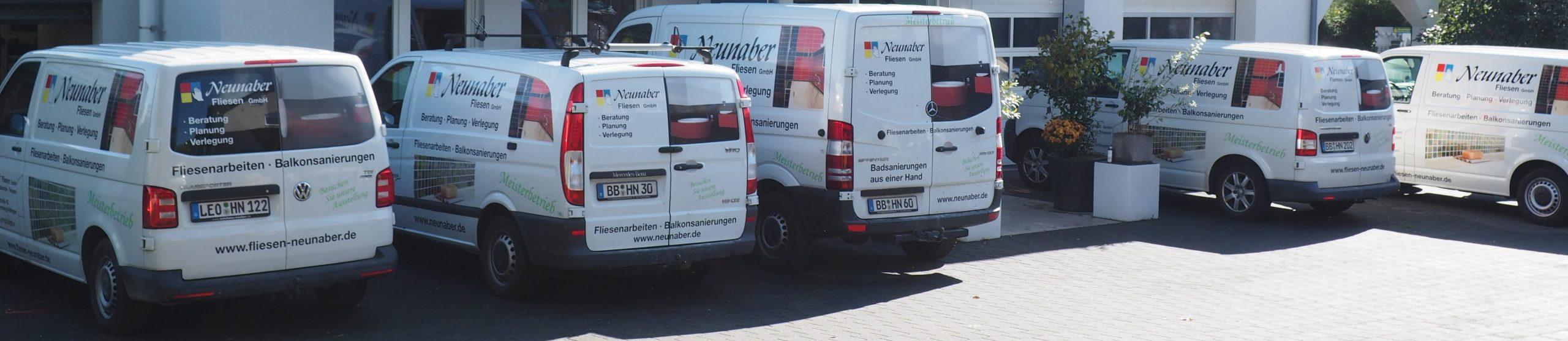 Neunaber Fliesen - Ihr Meisterbetrieb in Leonberg